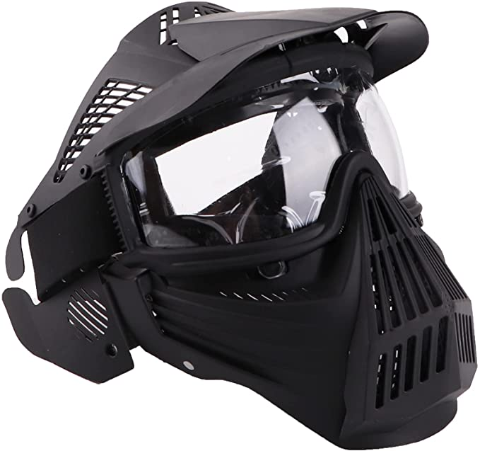 Don't Fall For This Airsoft Sniper Mask Rip-off